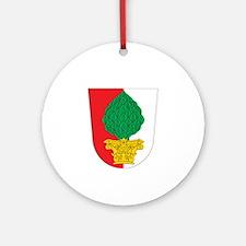 AUGSBURG CITY Ornament (Round)