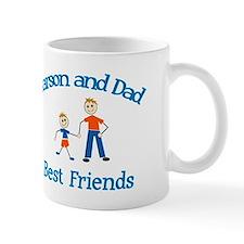 Emma and Dad - Best Friends Mug