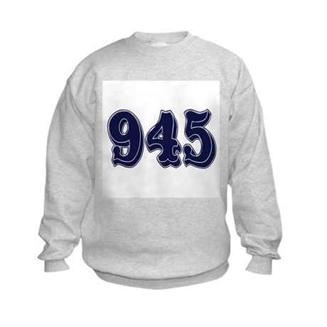 945 Kids Sweatshirt