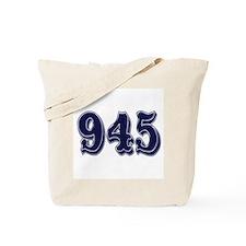 945 Tote Bag