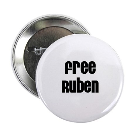 "Free Ruben 2.25"" Button (10 pack)"