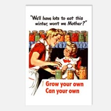 Grow Your Own Postcards (Package of 8)