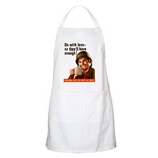 Rationing BBQ Apron