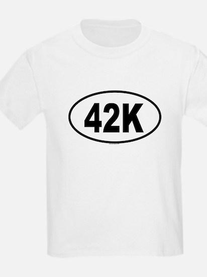 42K T-Shirt