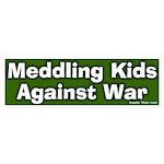 Meddling Kids Bumper Sticker