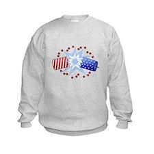 Firecracker Graphic Sweatshirt