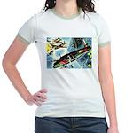 British Bombers Jr. Ringer T-Shirt
