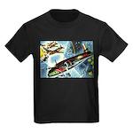 British Bombers Kids Dark T-Shirt