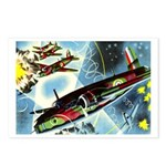 British Bombers Postcards (Package of 8)