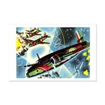 British Bombers Mini Poster Print