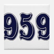 959 Tile Coaster