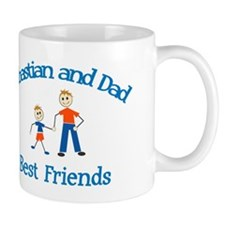 Sophie and Dad - Best Friends Mug