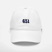 651 Baseball Baseball Cap