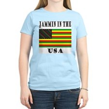 'Jammin in the USA' T-Shirt