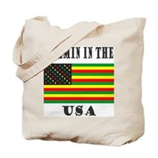 'Jammin in the USA' Tote Bag