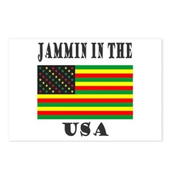 'Jammin in the USA' Postcards (Package of 8)