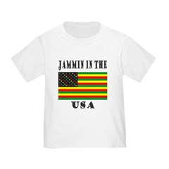 'Jammin in the USA' T