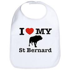 I love my St Bernard Bib