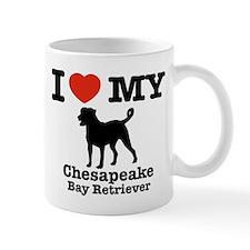 I love my Chesapeake bay retriever Mug