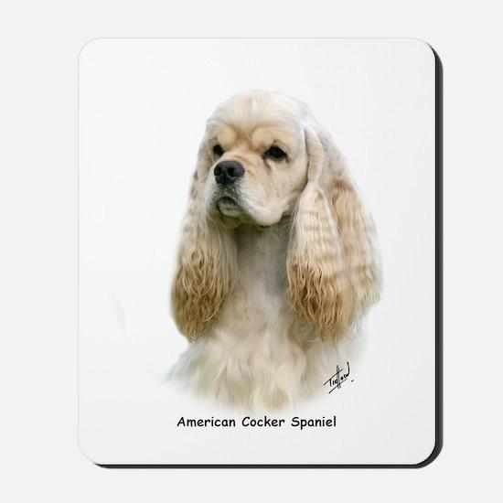 American Cocker Spaniel 9Y244D-035 Mousepad