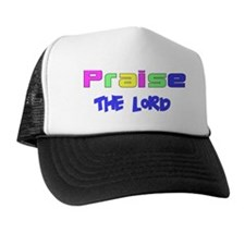 Praise The Lord Trucker Hat