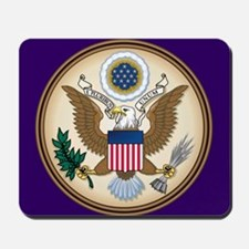 Presidents Seal Mousepad