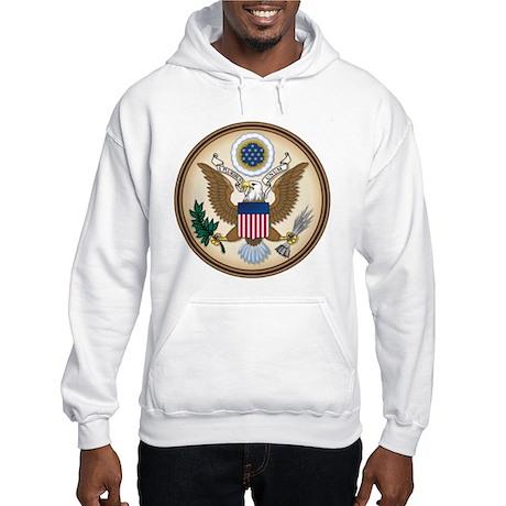 Presidents Seal Hooded Sweatshirt
