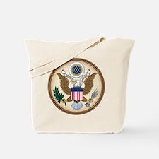 Presidents Seal Tote Bag