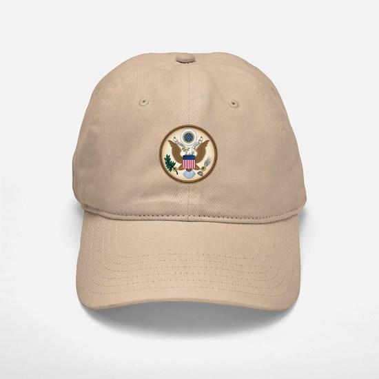 Presidents Seal Baseball Baseball Cap