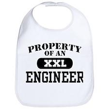 Property of an Engineer Bib