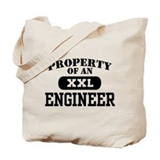 Property of an Engineer Tote Bag