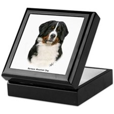 Bernese Mountain Dog 9Y348D-094 Keepsake Box