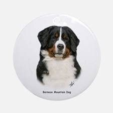 Bernese Mountain Dog 9Y348D-094 Ornament (Round)