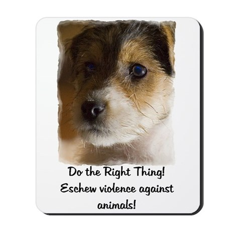 Do the Right Thing... Mousepad