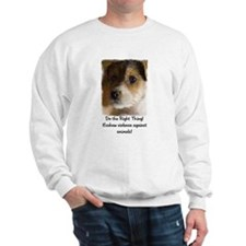 Do the Right Thing... Sweatshirt