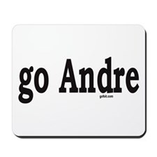 go Andre Mousepad