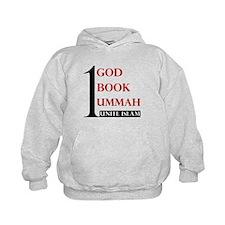 1 GOD, BOOK & UMMAH Hoody