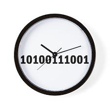 Elite 101 Wall Clock