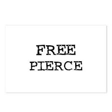 Free Pierce Postcards (Package of 8)