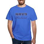 Navy Husband Dark T-Shirt