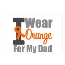 I Wear Orange (Dad) Postcards (Package of 8)