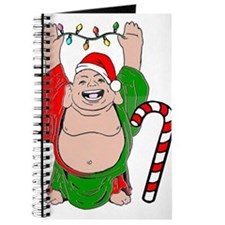 Christmas Buddha Journal