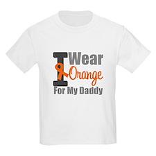 I Wear Orange For My Daddy T-Shirt