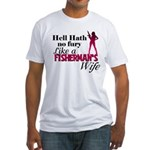 Fisherman's Wife Fitted T-Shirt