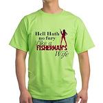 Fisherman's Wife Green T-Shirt