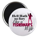 Fisherman's Wife Magnet