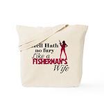 Fisherman's Wife Tote Bag