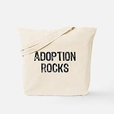Adoption Rocks Tote Bag