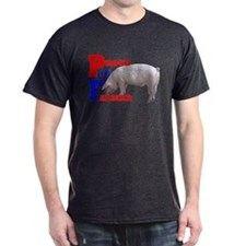 proud pig farmer T-Shirt