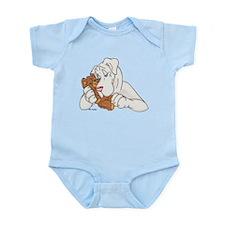 NWt Bearhug Infant Bodysuit